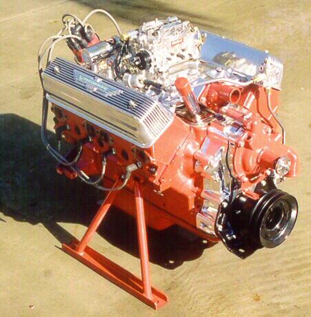 ford 332 rebuild kit